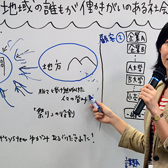 起業家を講師とした実践的なビジネススクールを提供の写真