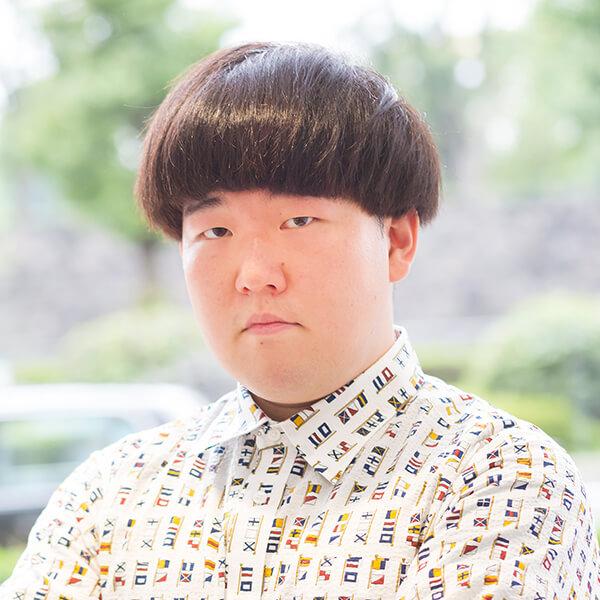 康 欣哲さん