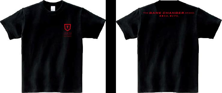 特製GATEWAY Tシャツ