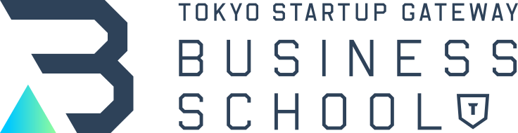 TOKYO STARTUP GATEWAYビジネススクール ロゴ