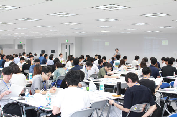 First Stage Gatheringの風景